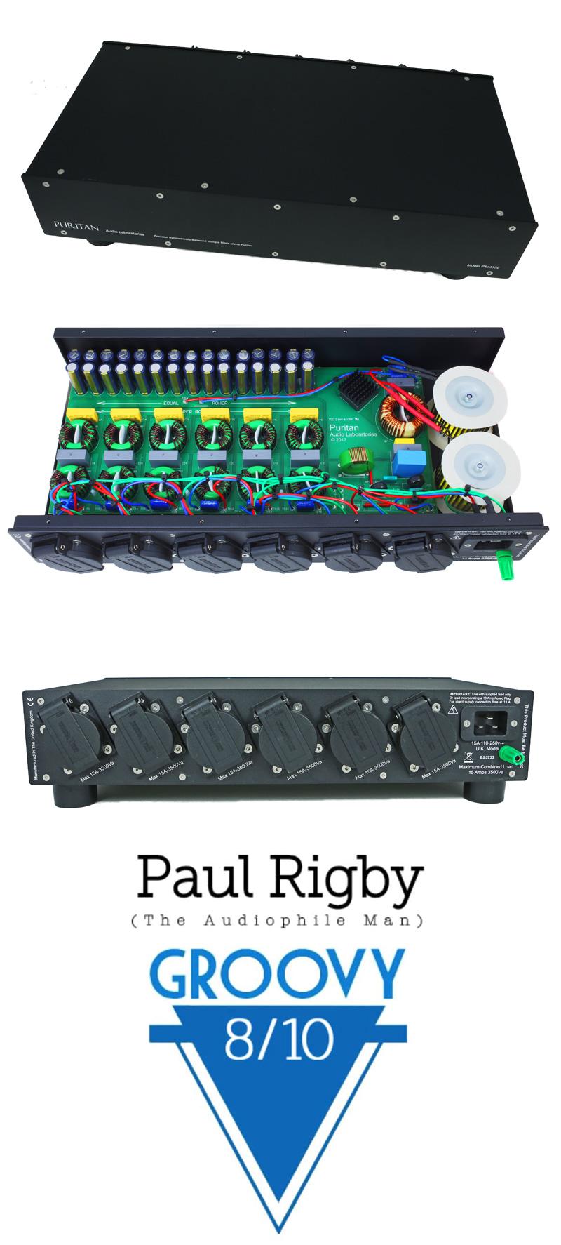 PSM156 - Puritan Audio Laboratories