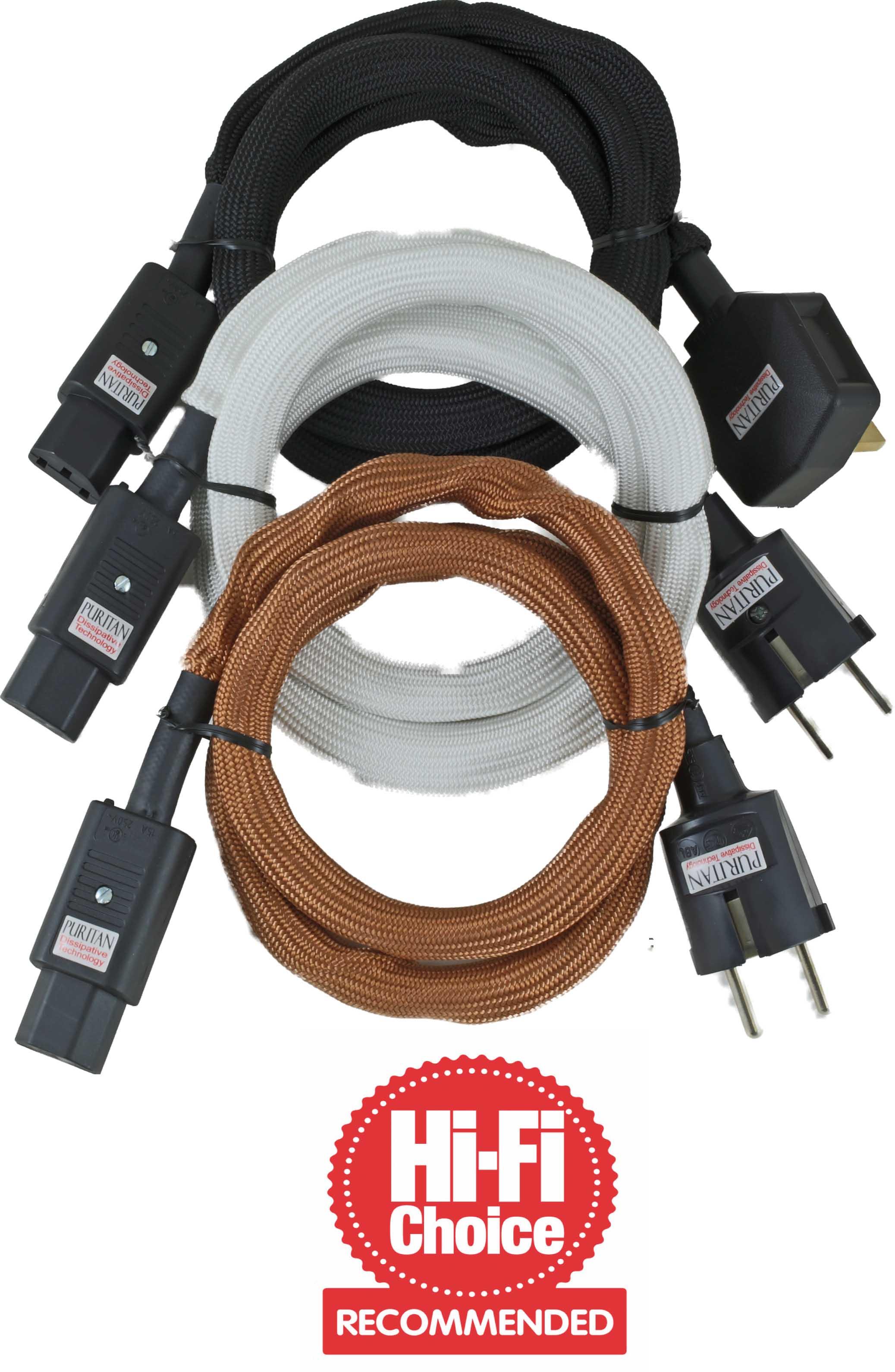 Mains Cables - Puritan Audio Laboratories